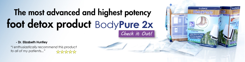 bodypure foot detox pads